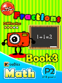 Fractions - P2 - Book 3