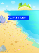 Wozert the Turtle