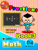 Fractions - P4 - Book 3