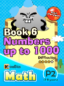 Numbers up to 1000 - P2 - Book 6
