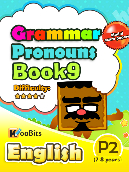 Grammar - Pronouns - Primary 2 - Book 9