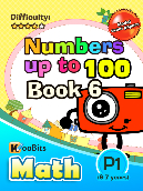 Numbers up to 100 - P1 - Book 6