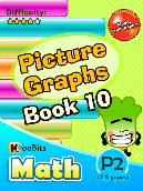 Picture Graphs - P2 - Book 10
