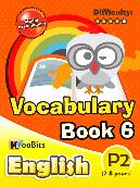 Vocabulary - Primary 2 - Book 6