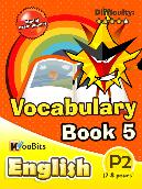 Vocabulary - Primary 2 - Book 5