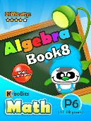 Algebra - P6 - Book 8