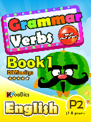 Grammar - Verbs - Primary 2 - Book 1