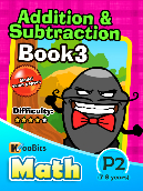 Addition & Subtraction - P2 - Book 3