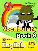 Vocabulary - Primary 3 - Book 6