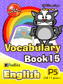 Vocabulary - Primary 5 - Book 15