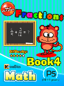 Fractions - P5 - Book 4