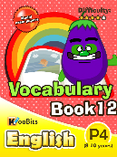 Vocabulary - Primary 4 - Book 12