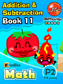 Addition & Subtraction - P2 - Book 11