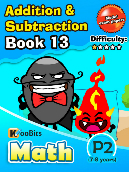 Addition & Subtraction - P2 - Book 13