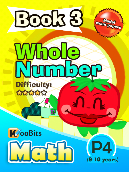 Whole Numbers - P4 - Book 3