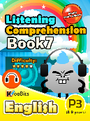 Listening Comprehension - Primary 3 - Book 7