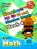 Numbers up to 10 and Number Bonds - P1 - Book 4