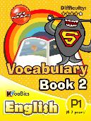Vocabulary - Primary 1 - Book 2