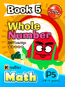 Whole Numbers - P5 - Book 5