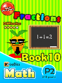 Fractions - P2 - Book 10
