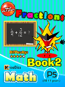 Fractions - P5 - Book 2