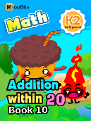 Addition within 20 - K2 - Book 10