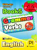 Grammar - Verbs - Primary 1 - Book 5