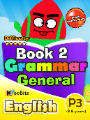 Grammar - Primary 3 - Book 2