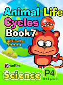 Animal Life Cycles - P4 - Book 7