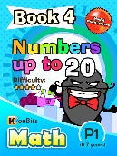 Numbers up to 20 - P1 - Book 4