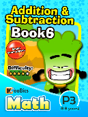 Addition & Subtraction - P3 - Book 6