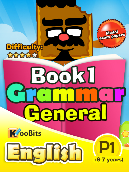 Grammar - Primary 1 - Book 1