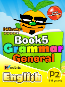 Grammar - Primary 2 - Book 5