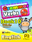 Grammar - Verbs - Primary 2 - Book 10
