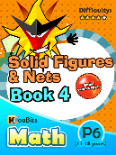 Solid Figures & Nets - P6 - Book 4