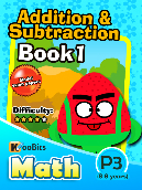 Addition & Subtraction - P3 - Book 1