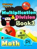 Multiplication & Division - P1 - Book 3