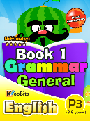 Grammar - Primary 3 - Book 1
