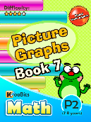 Picture Graphs - P2 - Book 7