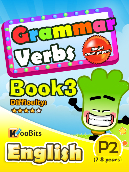 Grammar - Verbs - Primary 2 - Book 3