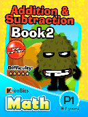 Addition & Subtraction - P1 - Book 2
