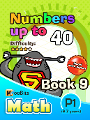 Numbers up to 40 - P1 - Book 9