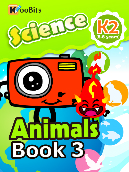 Animals - Kindergarten 2 - Book 003