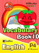 Vocabulary - Primary 4 - Book 10