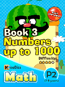 Numbers up to 1000 - P2 - Book 3