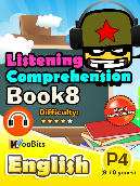Listening Comprehension - Primary 4 - Book 8