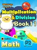 Multiplication & Division - P2 - Book 11