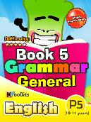 Grammar - Primary 5 - Book 5