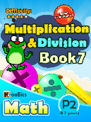 Multiplication & Division - P2 - Book 7