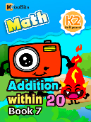 Addition within 20 - K2 - Book 7